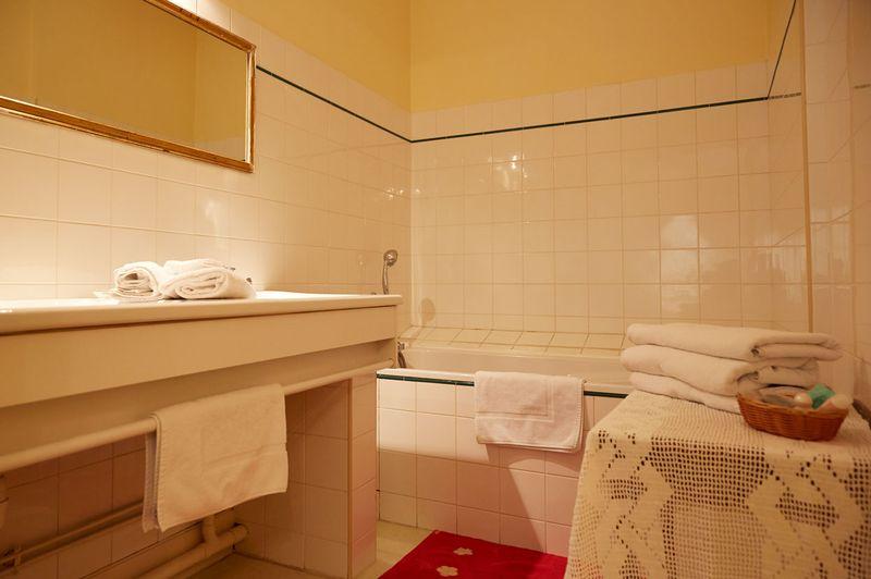 salle de bain chambre Emily