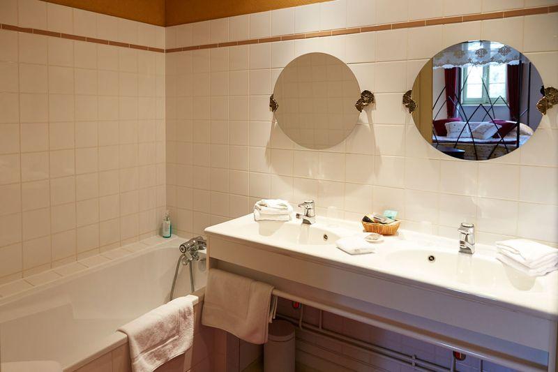 Salle de bain chambre Georgina