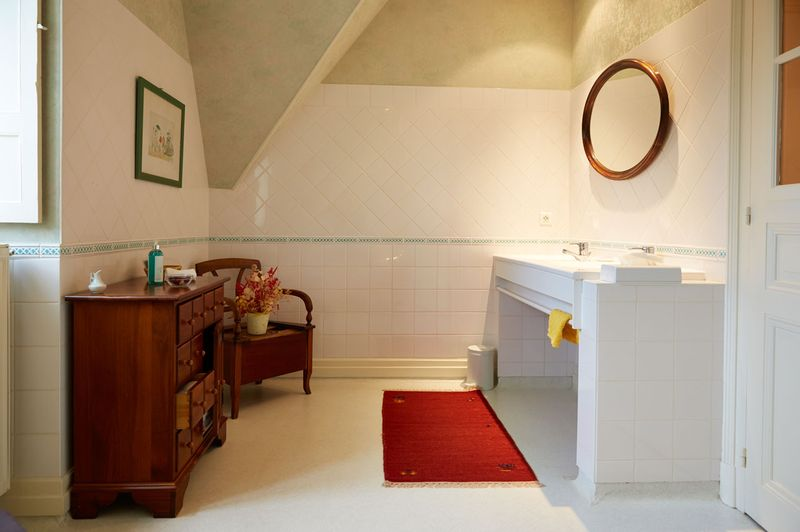salle de bain chambre Katerine