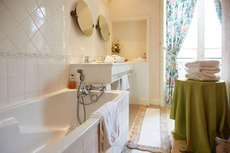 salle de bain chambre Melissa