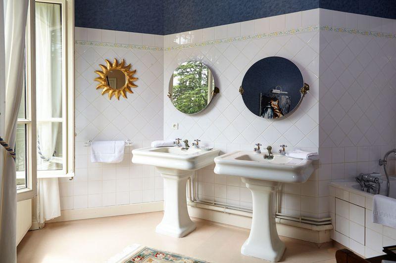 salle de bain chambre Natasha