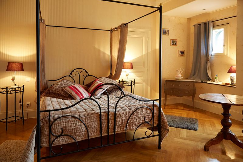 lit double chambre Olivia