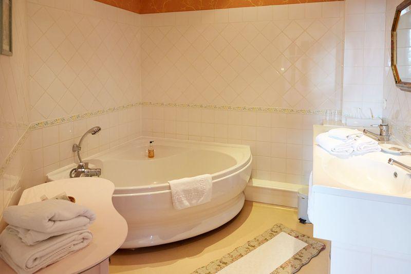 salle de bain chambre Victoria